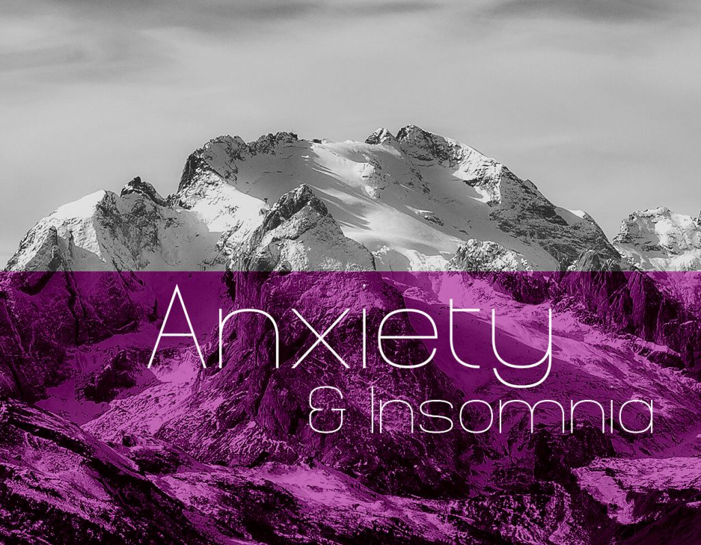 mountain background to Anxiety category heade