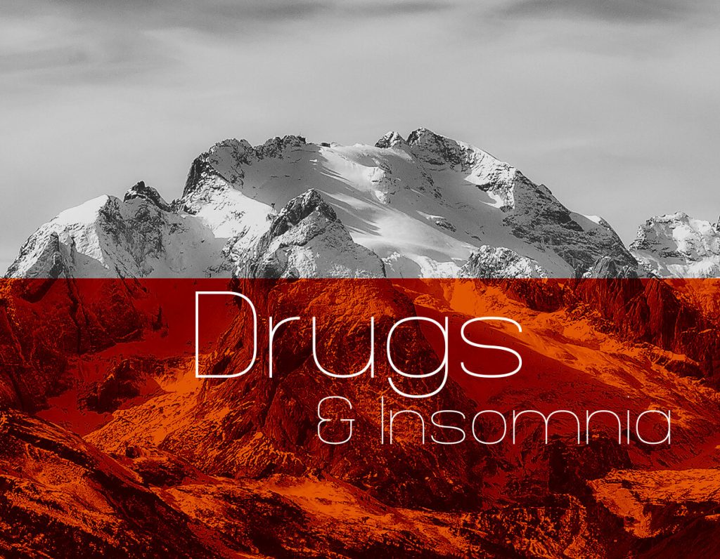 mountain background to Drug Issues category heade