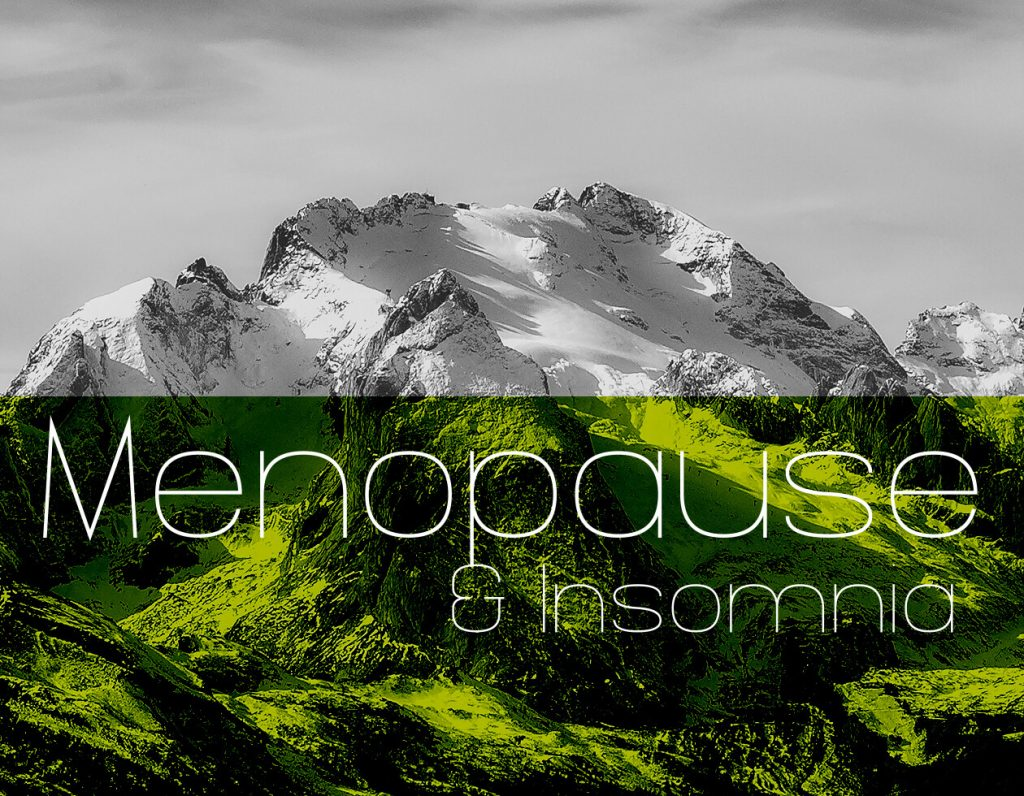 mountain background for Menopause category articles